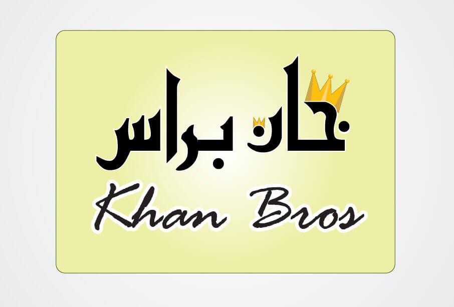 Khan Bros – Logo