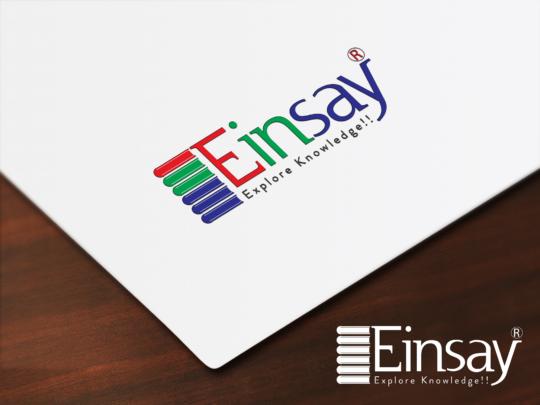 Einsay Explore Knowledge- Logo