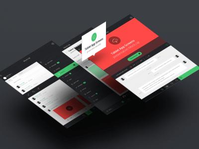 Custom UI Design