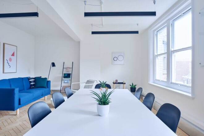 Meeting Area – Hospitality